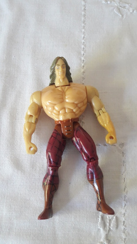 muñeco hercules 1995 todo articulado sin accesorios