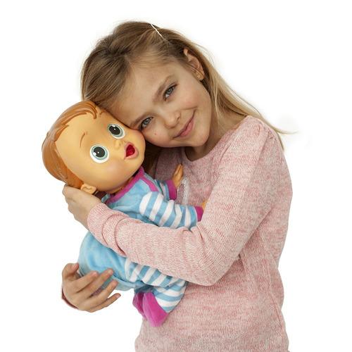muñeco interactivo peke baby lucas (2258)