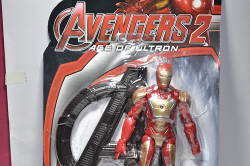 muñeco iron man - avengers