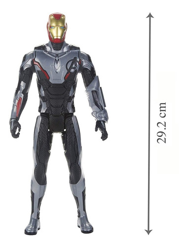 muñeco iron man avengers sonido titan hero new e3298 bigshop