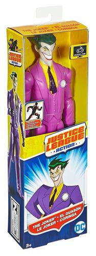 muñeco joker dc  liga de la justicia hasta 6 pagos