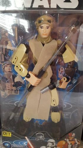 muñeco juguete star wars 30cm