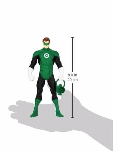 muñeco kotobukiya dc universe: green lantern classic costume