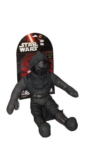 muñeco kylo ren soft original de star wars disney new toys