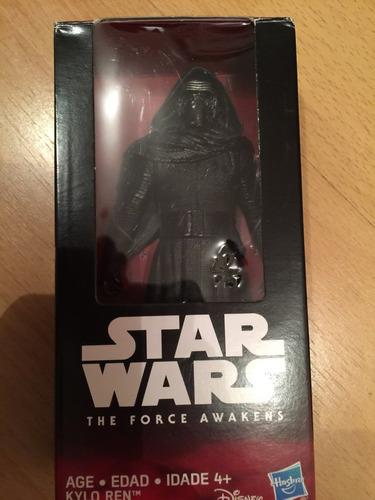 muñeco kylo ren star wars