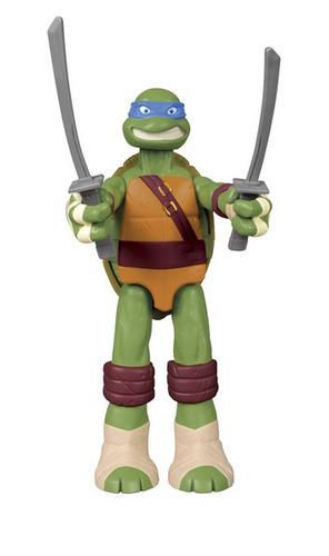 muñeco leonardo tortugas ninjas xl figuras grandes orig!!