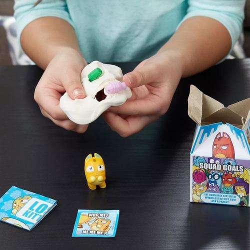 muñeco lost kitties - cajita sorpresa- vavi toys