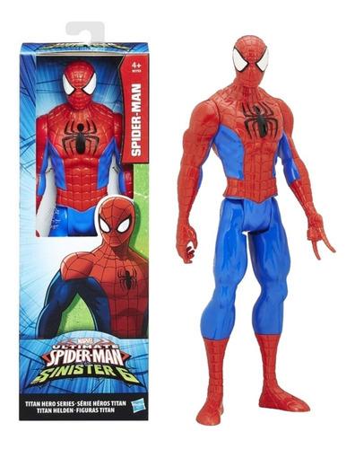 muñeco marvel hombre araña 29cm original hasbro mundo manias