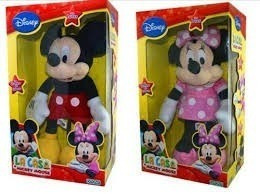 muñeco mickey minnie