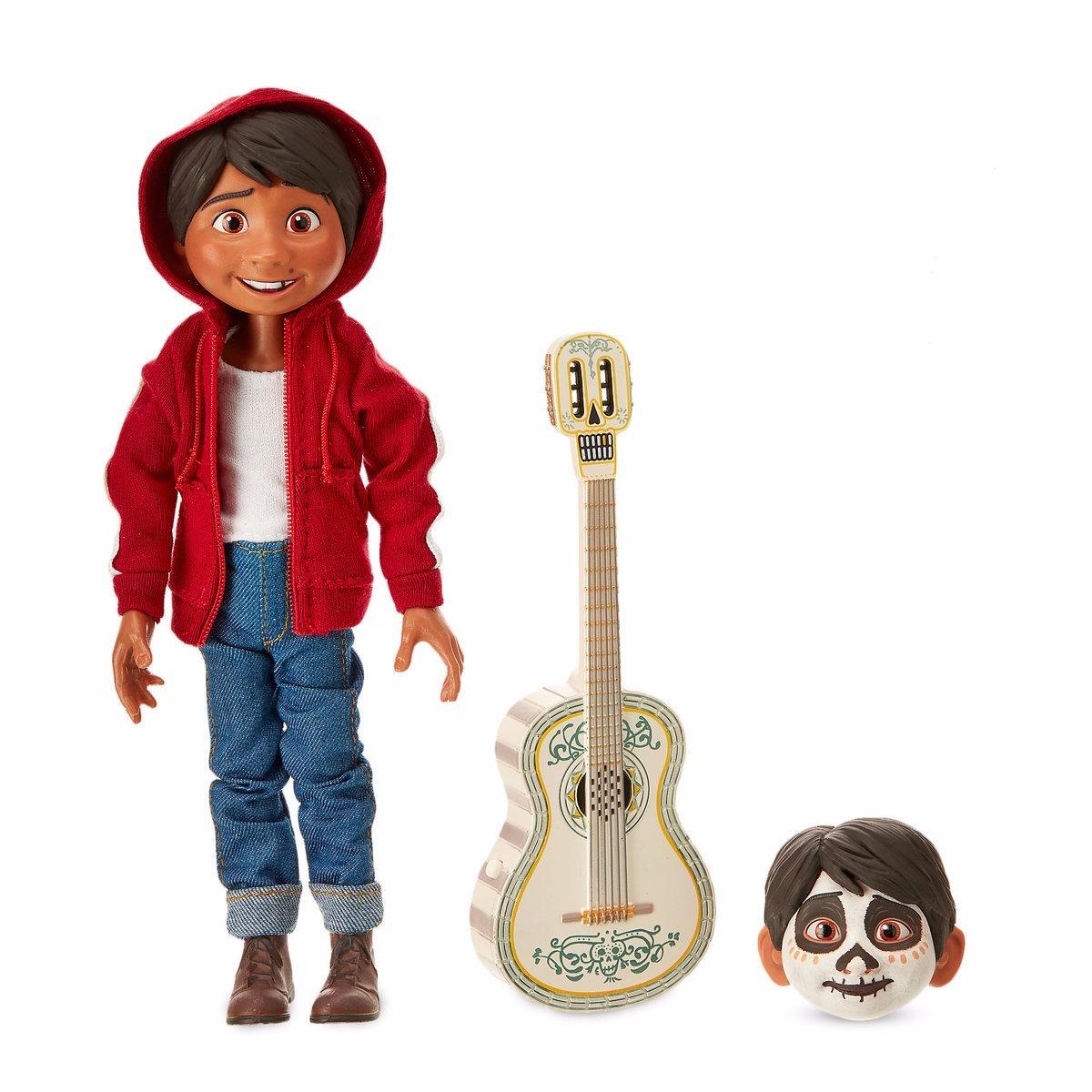 Mu 241 Eco Miguel Canta Coco Disney Store Figura 1 249 00