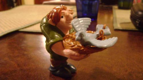 muñeco original disney el jorobado de notre dame quasimodo