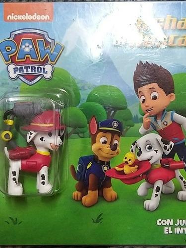 muñeco paw patrol