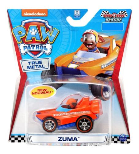 muñeco paw patrol zuma ready race rescue figura y vehiculo
