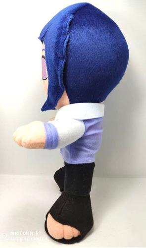 muñeco peluche hinata naruto 35cm chamarra aldea hoja envío
