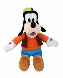 muñeco peluche mickey mouse club house goofy 32 cm original