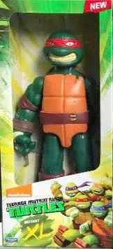 muñeco rafael tortugas ninjas xl figuras grandes original!!