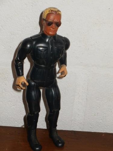 muñeco rambo 1985 general warhawk