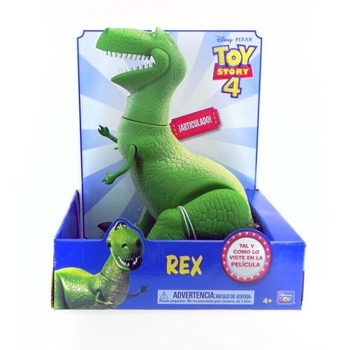 muñeco rex articulado toy story 4 original (2987)