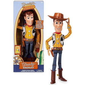 Muñeco Sheriff Woody Toy Story 4 Original