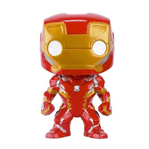 muñeco simil funko pop infinity war marvel ironman