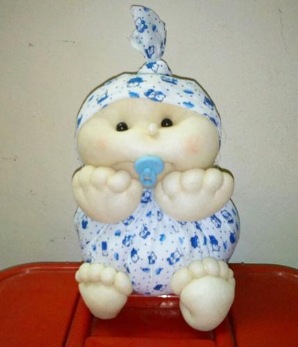 muñeco soft 20 cm nene nena nacimiento baby shower córdoba