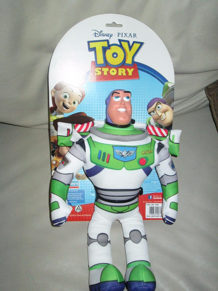 muñeco soft buzz lightyear toy story original new toys. Cargando zoom. c25b9014ef8