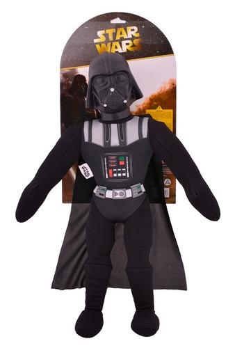 muñeco soft darth vader star wars original new toys