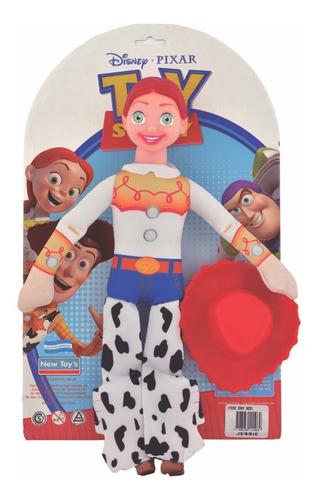muñeco soft disney toy story woody newtoys sonido español