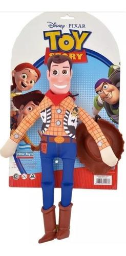 muñeco soft woody toy story sin sonido