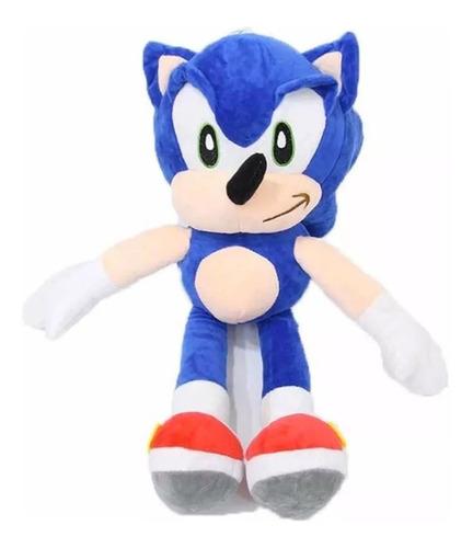 muñeco sonic de peluche chico 29 cm