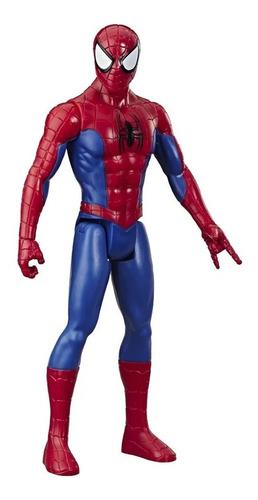 muñeco spiderman titan marvel  envio full e7333 (5331)