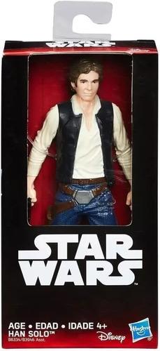 muñeco star wars 15cm original hasbro