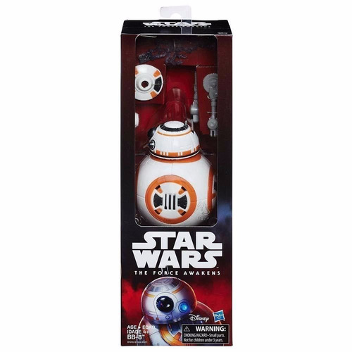 muñeco star wars bb-8 original hasbro