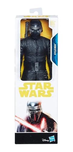 muñeco star wars kylo ren de 30 cm hasbro