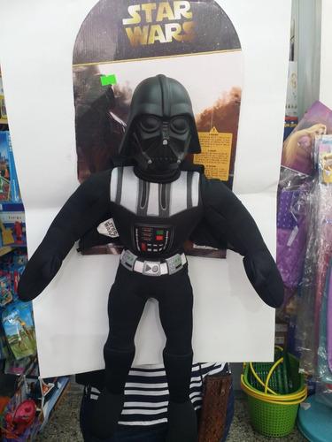 muñeco star wars soft - darth vader