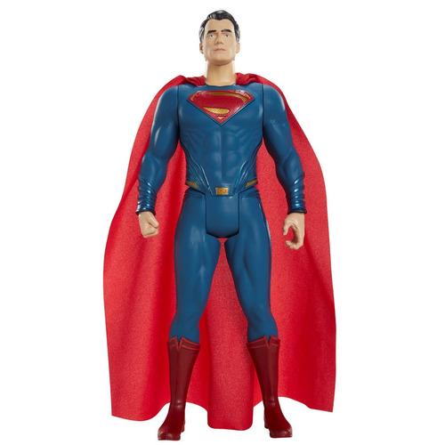 muñeco superman 50cm smart megajuguetería