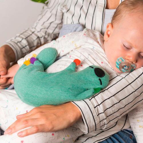 muñeco térmico semillas cólicos microondas bebé pequena mole