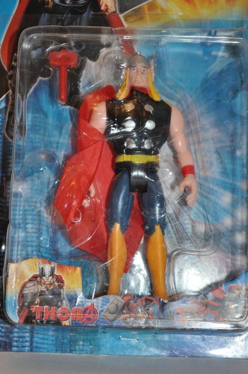 Muñeco Thor Vengador Marvel
