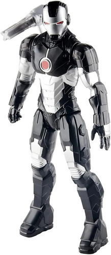muñeco titan heroes war machine marvel avengers hasbro