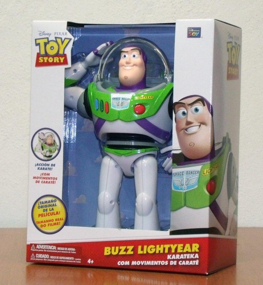 Muñeco Toy Story Buzz Light Year Tamaño De La Pelicula 30 Cm ... eef5ef50e27