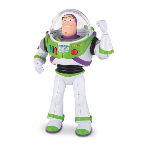 muñeco toy story buzz lightyear 20frases español mundomanias
