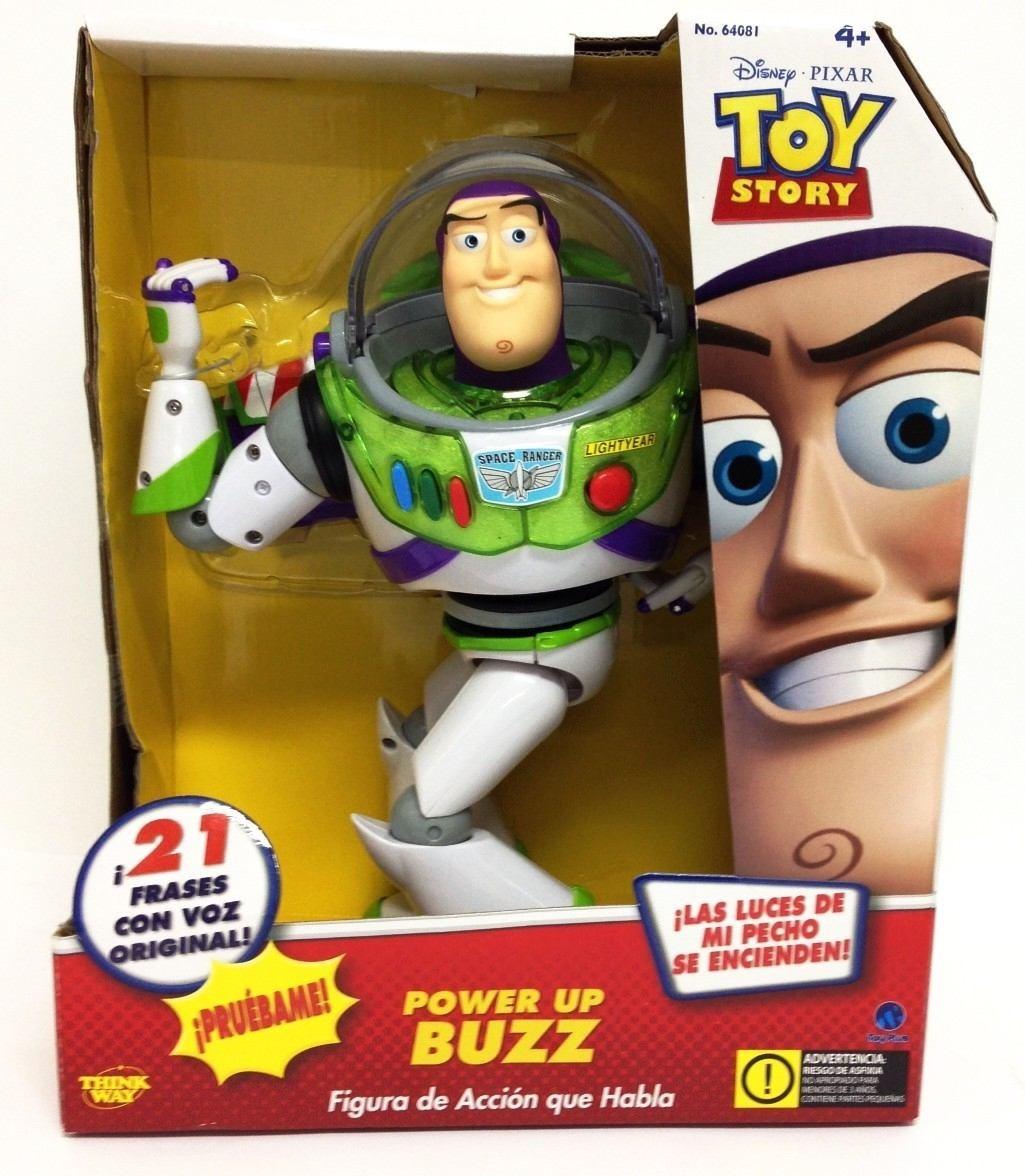 Muñeco toy story buzz lightyear frases en español disney cargando zoom jpg  1025x1176 Frases de toy 72cc2c663f1
