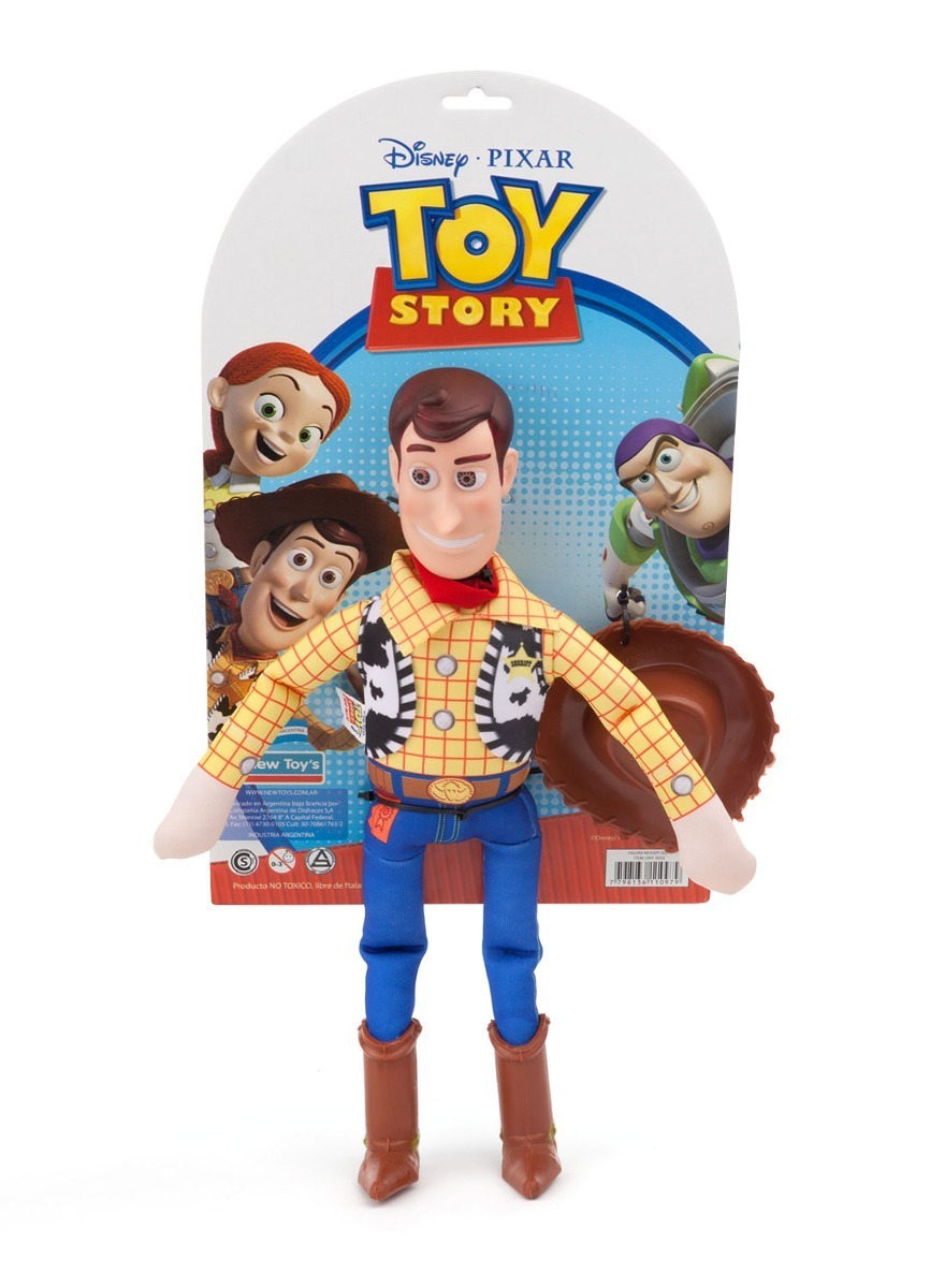 Muñeco Woody Toy Story Original Disney -   799 affe83d8808