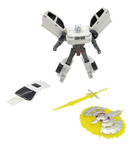 muñeco transformer change robot juguete auto
