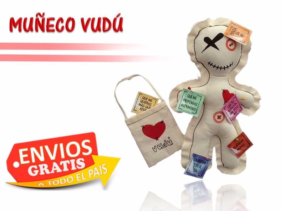 Muñeco Vudú Regalo De San Valentín 1 Pza 20000 En Mercado Libre