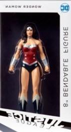 muñeco wonder woman 8'' (jl new 52) dc 3973 - hasbro hasbro
