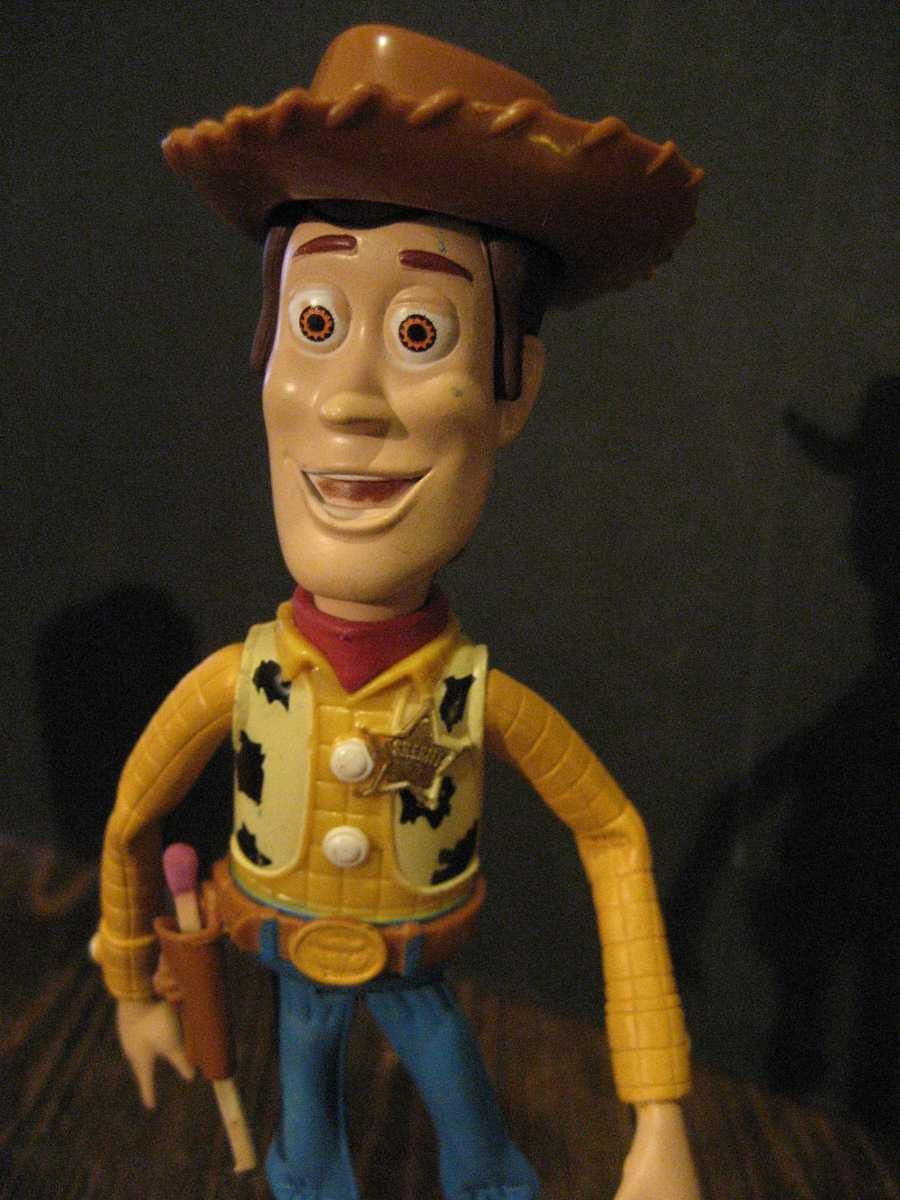 Muñeco Woody Toy Story dd0b92e1cbe