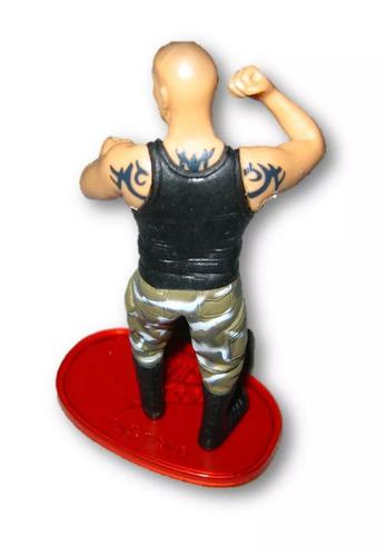 muñecos 100 % lucha originales colección teniente murphy