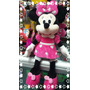 Minnie Mouse En Peluche, Club House, Disney