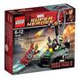 Juguete Vehiculo Lego Gris